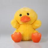 Custom High Quality Soft Animal Duck Stuffed Plush Toy