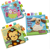 Educational Baby Cloth book For Kids Toy Gift