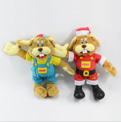 Soft Animal Toy Plush Doll For Promotion Gift
