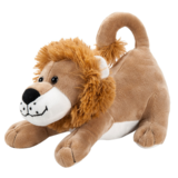 Custom Design Soft Plush Lion Animal Stuffed Toy