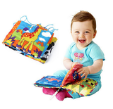 Baby Cloth Book Kids Educational Toy Gifts