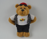 Customized Plush Bear Doll Toy Gifts With Clothes